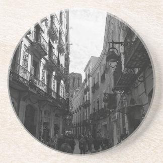 Rue de Barcelone Dessous De Verres