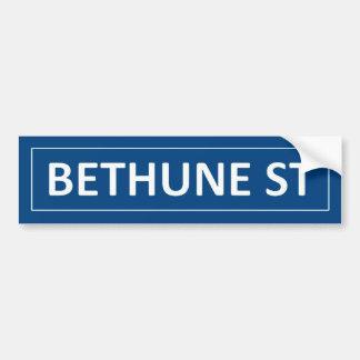 Rue de Bethune Adhésifs Pour Voiture
