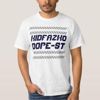 "Rue de dopant de KiDFazko "" T-shirts"