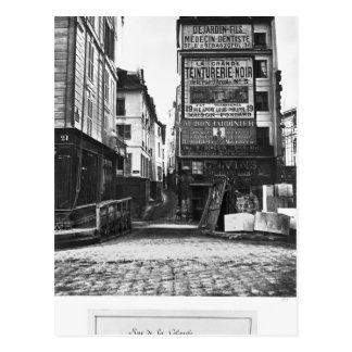 Rue de la Colombe, Paris, 1858-78 Cartes Postales