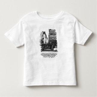 Rue de la Colombe, Paris, 1858-78 T-shirt Pour Les Tous Petits