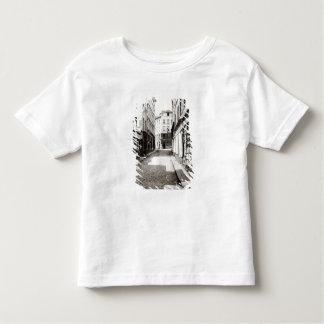 Rue de l'Arbalete T-shirt Pour Les Tous Petits
