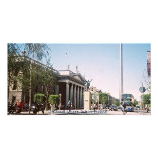 Rue de l'Irlande - de l'O'Connell, Dublin GPO Cartes Avec Photo
