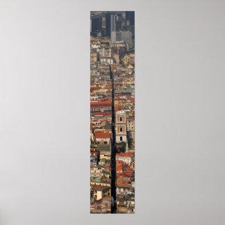 Rue de Naples Posters