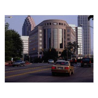 Rue de Peachtree, Atlanta, la Géorgie, Etats-Unis Carte Postale