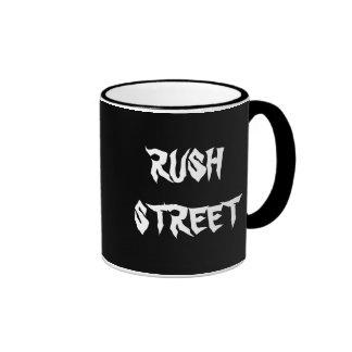 RUE de PRÉCIPITATION - Chicago Mug Ringer