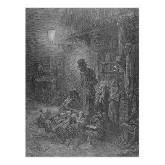 Rue de Wentworth, Whitechapel, de 'Londres Carte Postale