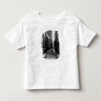 Rue du Croissant T-shirt Pour Les Tous Petits