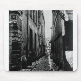 Rue du Croissant Tapis De Souris