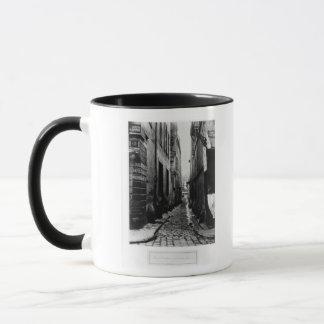 Rue du Croissant Tasses