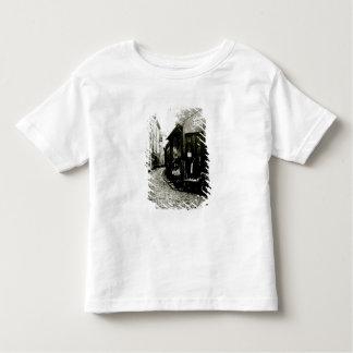 Rue du Jardinet et le cul-de-sac T-shirt Pour Les Tous Petits
