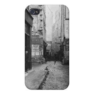 Rue Tirechape, de rue de Rivoli, Paris Coques iPhone 4/4S