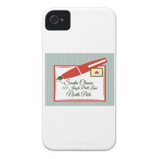 Ruelle de 123 Jingle Bell Coque iPhone 4