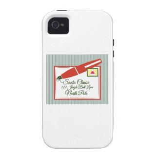 Ruelle de 123 Jingle Bell Étui iPhone 4/4S
