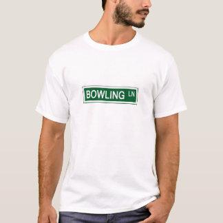 RUELLE DE BOWLING T-SHIRT