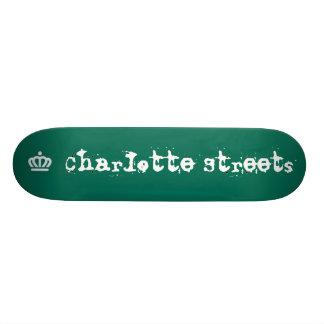 Rues de Charlotte Plateaux De Skate