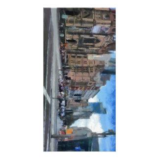 Rues de Melbourne Photocartes Personnalisées
