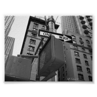 Rues de New York Posters