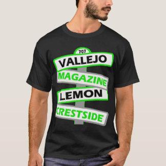 Rues de Vallejo -- T-shirts