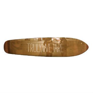 Rues errantes skateboards customisés