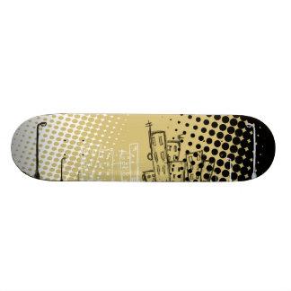 rues skateboard old school  21,6 cm