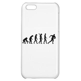 Rugby d'évolution coque pour iPhone 5C