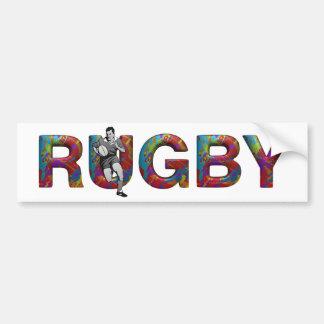 Rugby SUPÉRIEUR Autocollant De Voiture