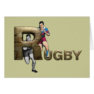 Rugby SUPÉRIEUR Cartes