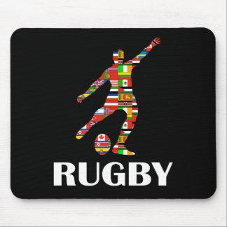 Rugby Tapis De Souris