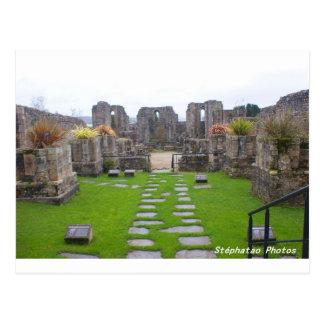 Ruines BRETAGNE FRANCE Cartes Postales