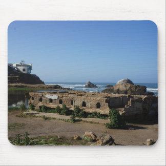 Ruines de bains de Sutro - San Francisco Mousepad Tapis De Souris