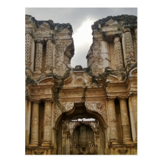 Ruines de l'Antigua Guatemala Carte Postale