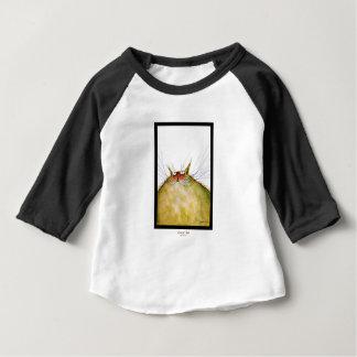 rupture élégante de chat de Tom du gingembre des T-shirt Pour Bébé