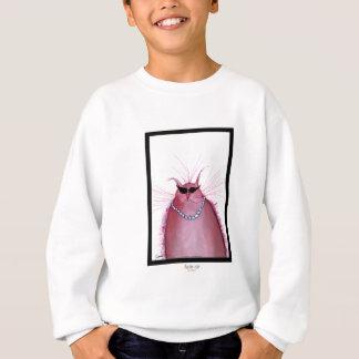 rupture élégante du l'aristo-chat des fernandes sweatshirt