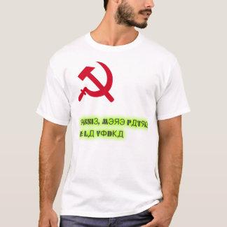 Russie, patrie de la vodka :DD T-shirt