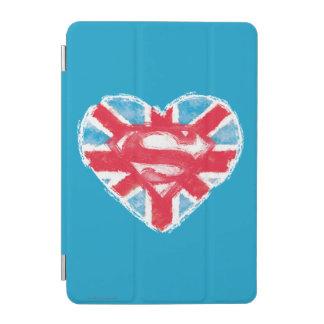 S-Bouclier des Anglais de coeur Protection iPad Mini