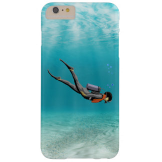 S.C.U.B.A. Plongeur Coque iPhone 6 Plus Barely There