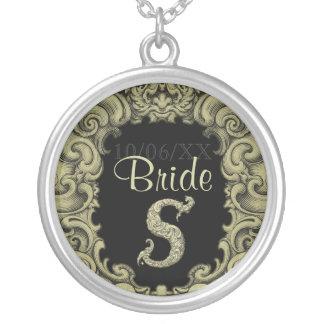 S - L alphabet de Falck d or mariage Bijouterie Personnalisée