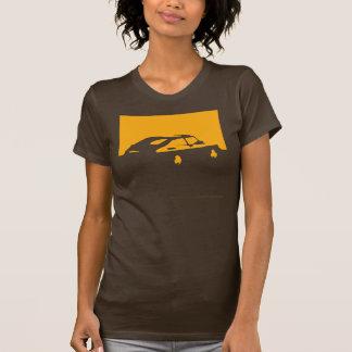 Saab 900 SPG/Aero - jaunissez sur la chemise T-shirts