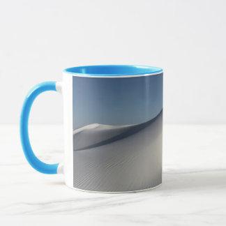Sables blancs mug