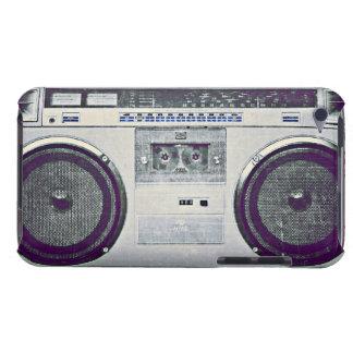 sableuse de ghetto des années 80 coques iPod touch