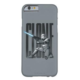 Sableuse de soldat de la cavalerie de clone coque iPhone 6 barely there