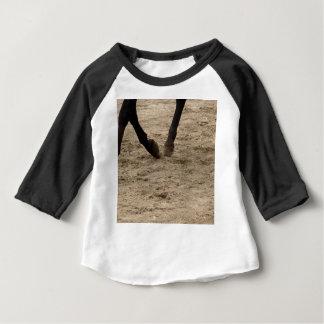 Sabots de cheval t-shirt pour bébé