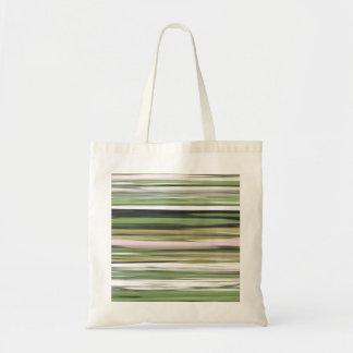 Sac #2 abstrait : Tache floue de vert olive
