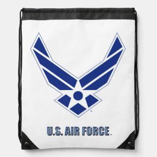Sac à dos de cordon de l'U.S. Air Force