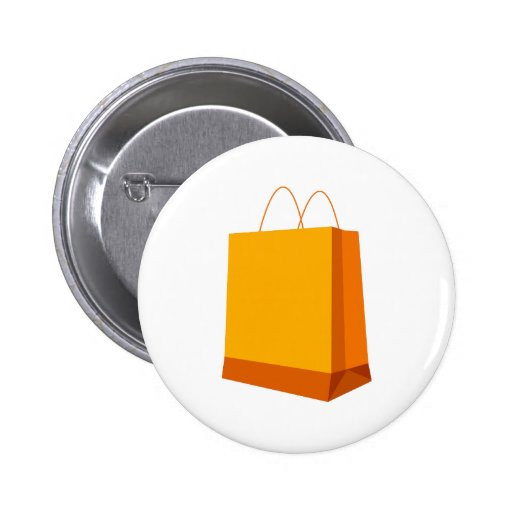 Sac à provisions badge avec épingle