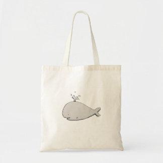Sac à provisions réutilisable de baleine