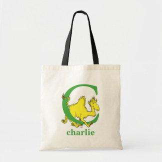Sac ABC de Dr. Seuss's : Lettre C - Le vert | ajoutent