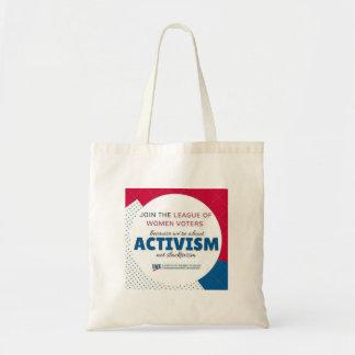 Sac Activisme Fourre-tout de LWVAH