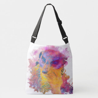 Sac Ajustable Animal Painterly - Meerkat
